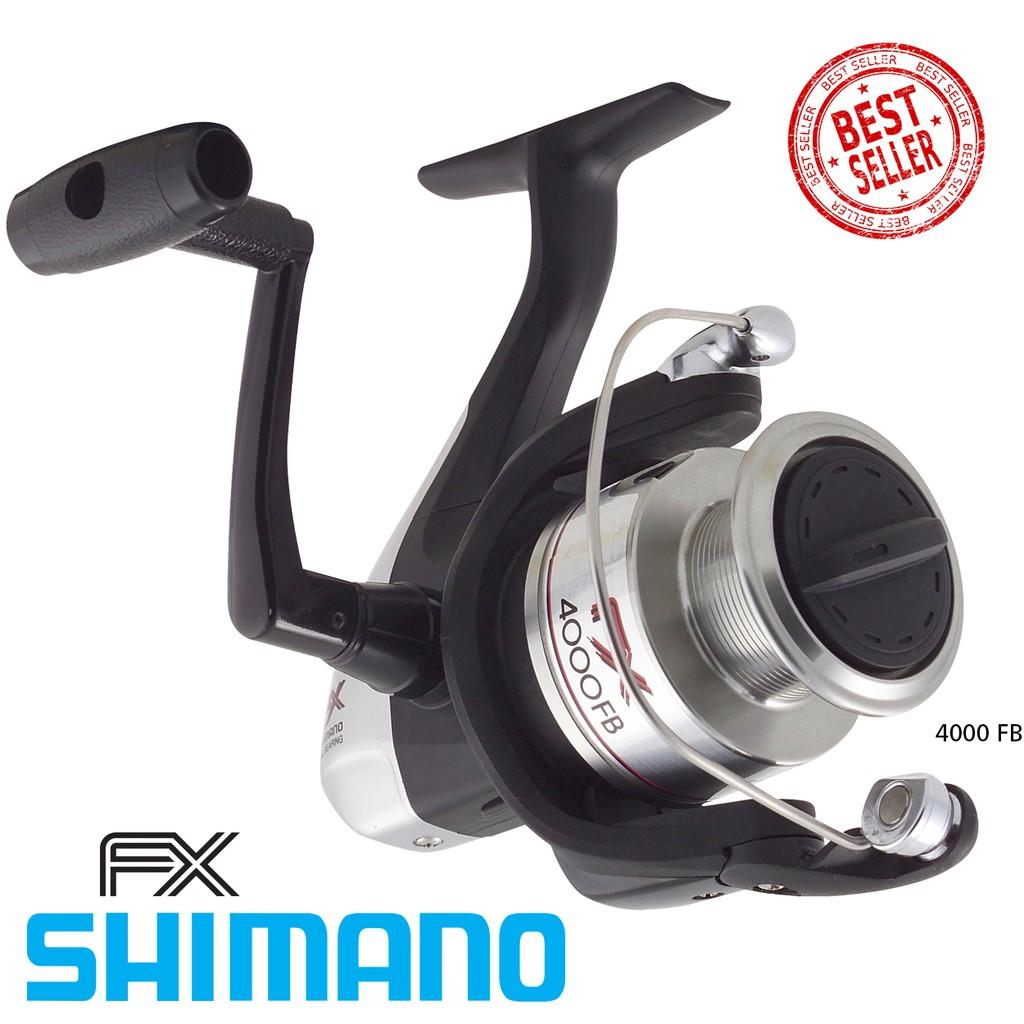 REEL SHIMANO FX 4000 - 2500 - 1000 FB