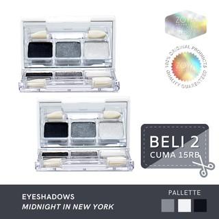 CUMA 15RB - 2 EYESHADOW MIDNIGHT IN NEW YORK thumbnail