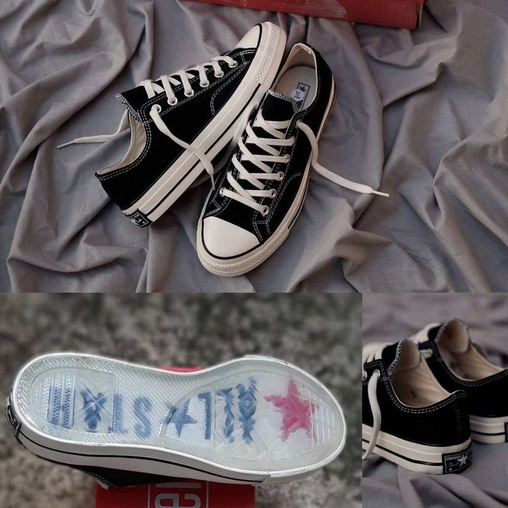 Sepatu converse all star ct2 CHUCK TAYLOR 2 LOW DARK GREY import premium  BNIB MADE IN VIETNAM  de547d0c5e
