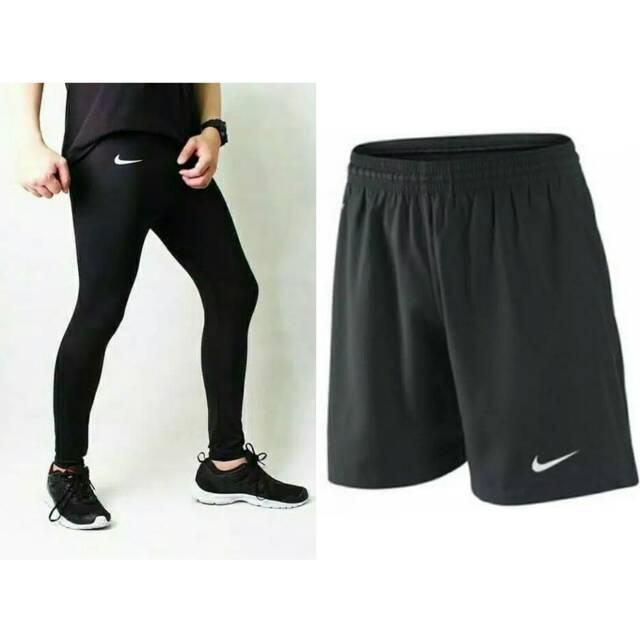 Setelan Celana Futsal Bola Legging Xl Xxl Xxxl Shopee Indonesia