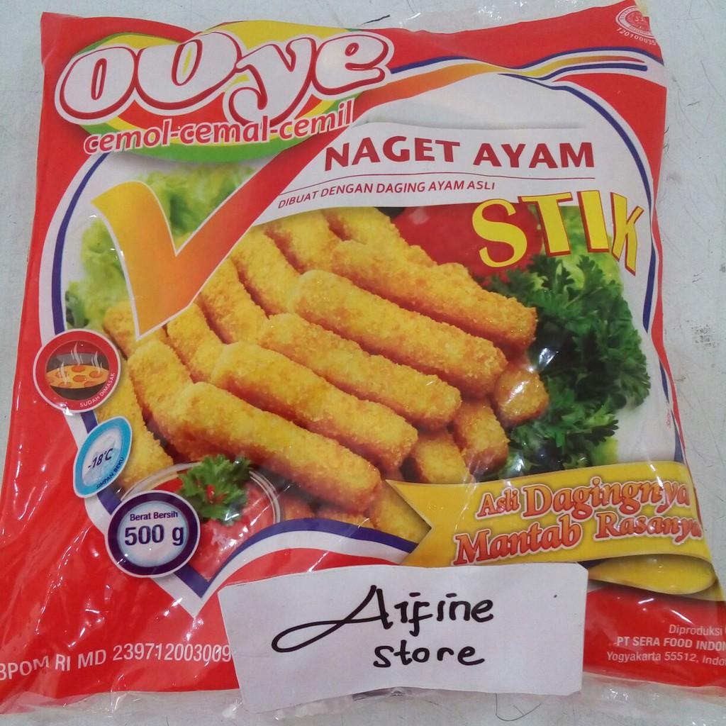 Nidia Naget Ayam 500gr Shopee Indonesia Fronte Sosis Cipolata Chicken 400 Gram