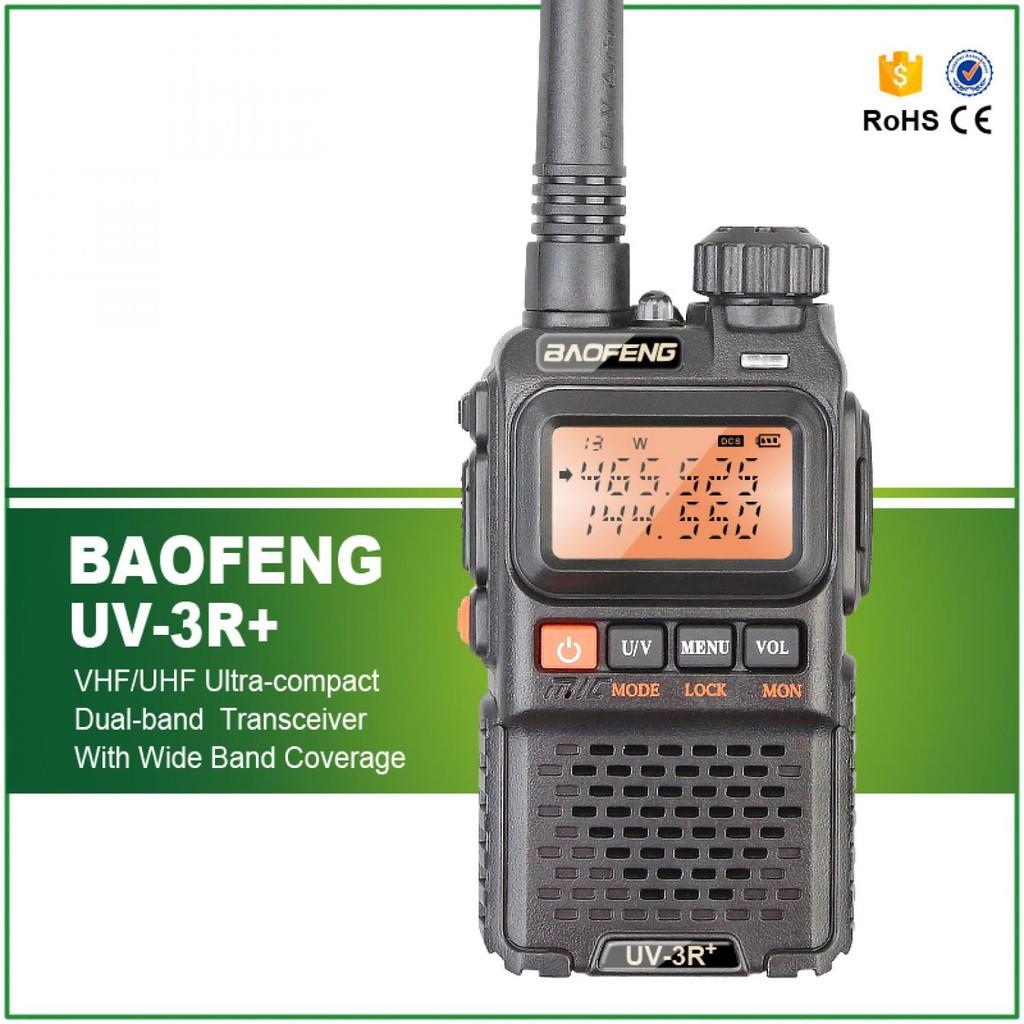 Outdoor Sport - Tenda - Tas Gunung Baofeng Speaker Microphone For Baofeng Uv -5R Uv5Ra Uv5Rb Uv5Rc | Shopee Indonesia