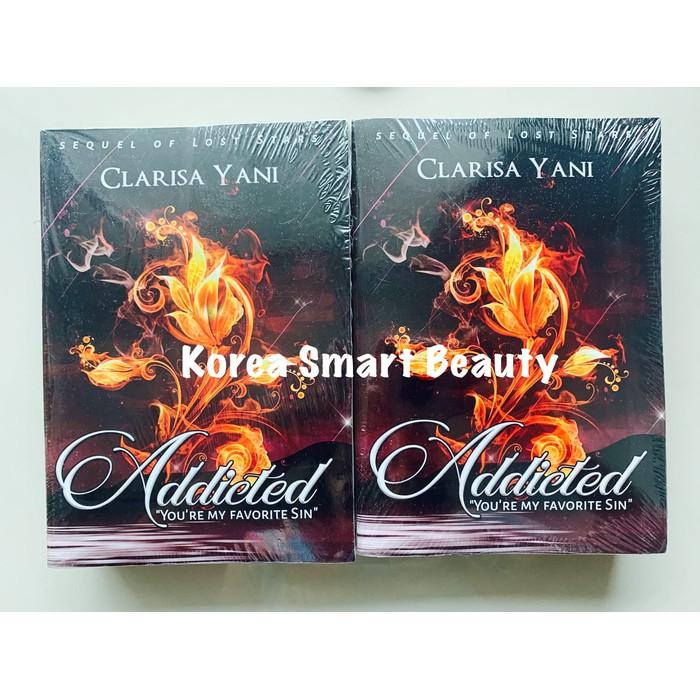 [PROMO EKSKLUSIF] Novel Addicted - Clarisa Yani LIMITED
