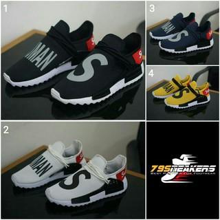 premium selection 949f9 77094 Adidas Human Race X Supreme Premium Original / Sepatu Sneakers