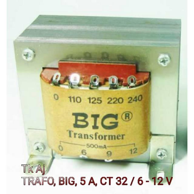 Trafo 5A Big ct 32