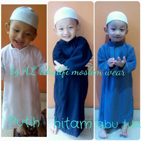 Discount Baju Takwa Terusan Anak Gamis Koko Muslim Anak Laki Laki
