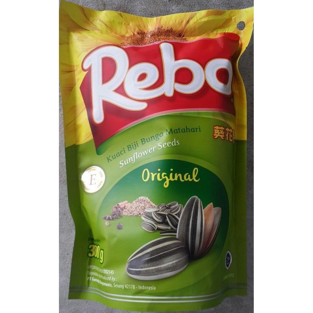 Best Seller Kuaci Rebo 2kg Kwaci Biji Bunga Matahari Labu Pumpkin Seeds 1kg Original Shopee Indonesia