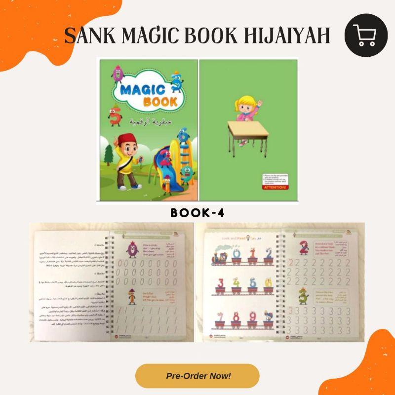 sank magic book arabic / sank magic book hijaiyah