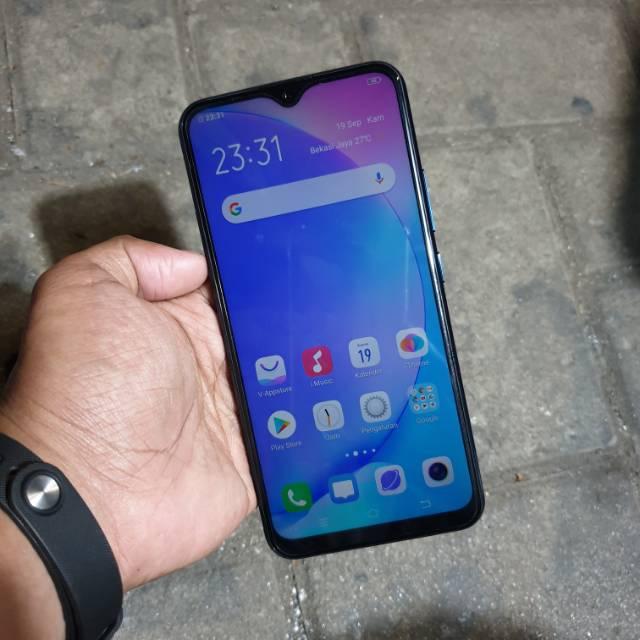 Handphone Hp Vivo Y15 4/64 Second Seken Bekas Murah