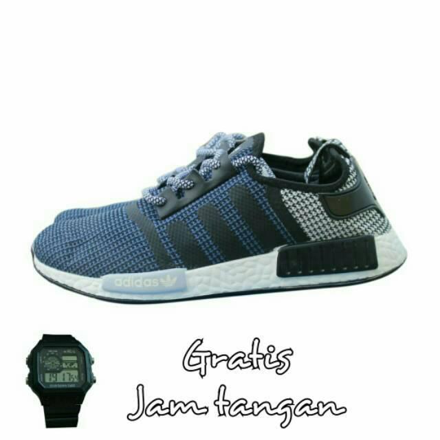 Sepatu Sport Adidas NMD Runner Cowok Sepatu Jogging  fb035f7564