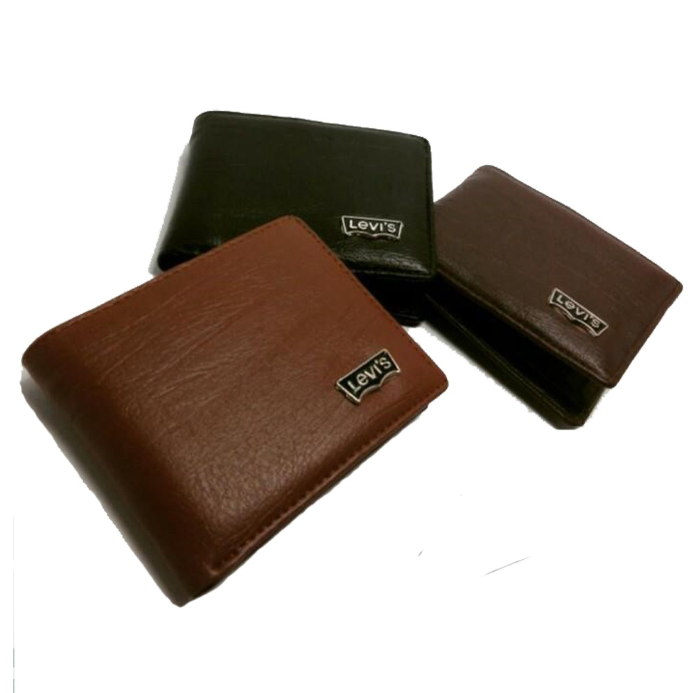 Dompet Kulit Pria Super Premium 3 Dimensi David Jones 5211 | Shopee Indonesia