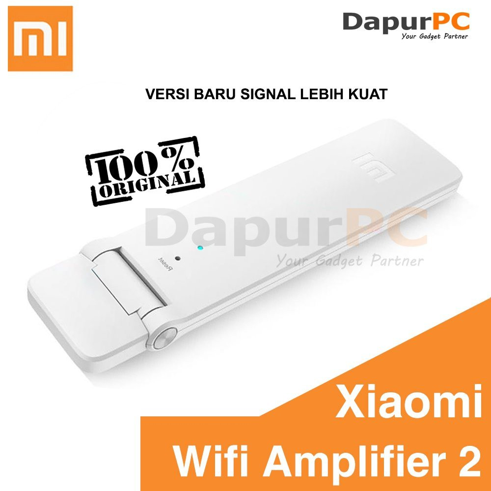 Original Xiaomi Mi Wifi 300m Amplifier 2 Expander Untuk Router Dongle Adaptor Usb Wireless 80211n  Baru Shopee Indonesia