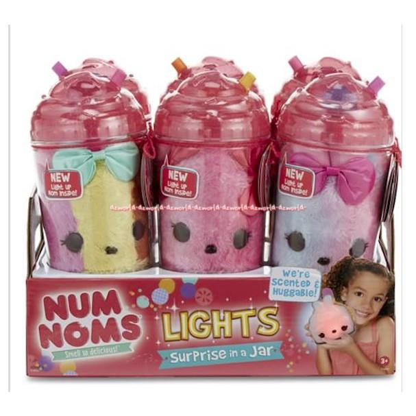 Num Noms Smell So Delicious Surprise Jar Cup Numnom Di Gelas Celengan Shopee Indonesia
