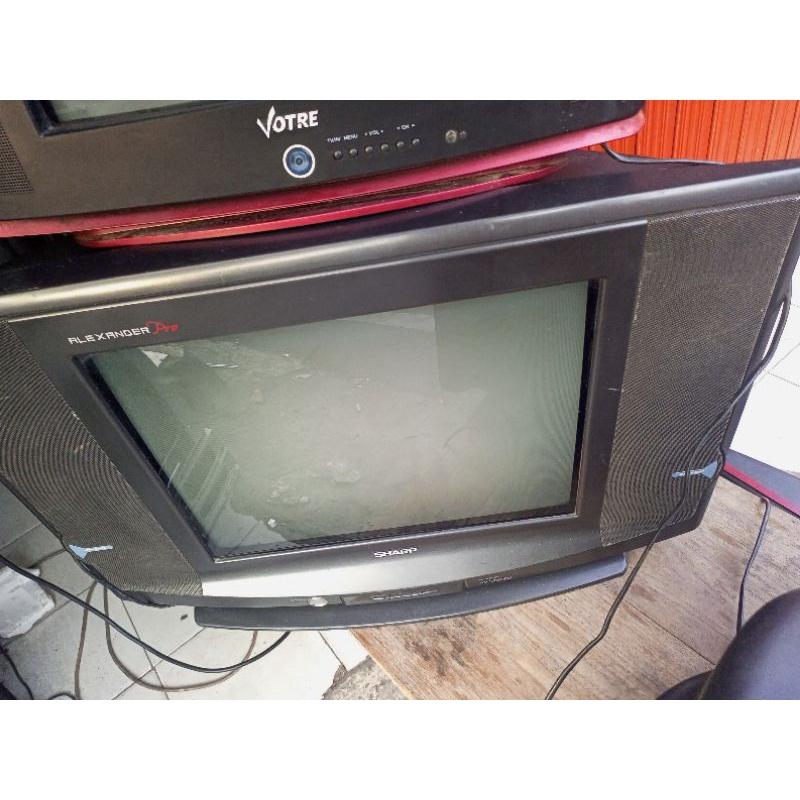 tv tabung SHARP Alexander pro 21inch