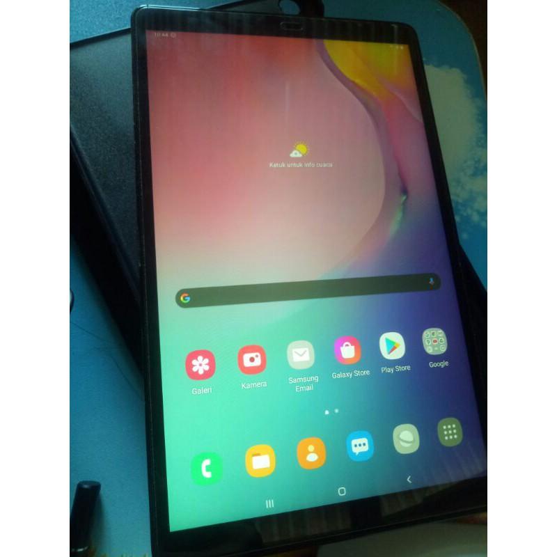 Tablet Samsung Galaxy Tab A 10 2019 10,1 inch STYLUS PEN Preloved Second Bekas