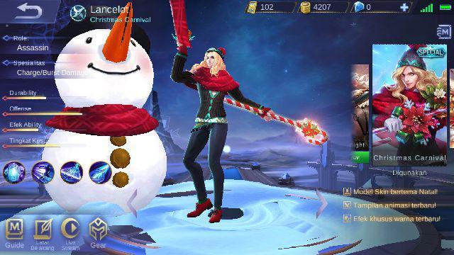 Christmas Carnival Lancelot.Shopee Indonesia Jual Beli Di Ponsel Dan Online