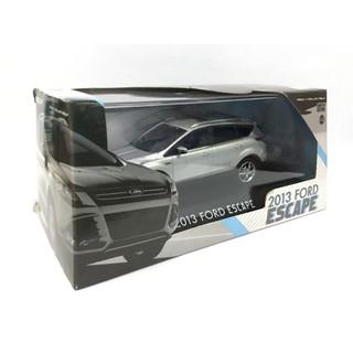Orlando Ford Dealers >> Greenlight 2013 Ford Escape Metallic Silver Skala 43 Dealer Box