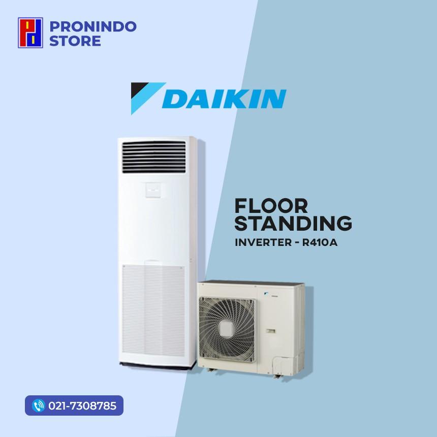 AC DAIKIN FLOOR STANDING 2.5PK 2.5 PK INVERTER (1 Phase)