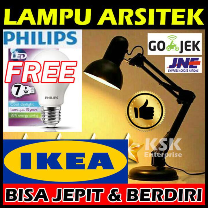 Datang Lagi Lampu Belajar Arsitek Model Berdiri/Standing/Lantai Tinggi 175Cm | Shopee Indonesia