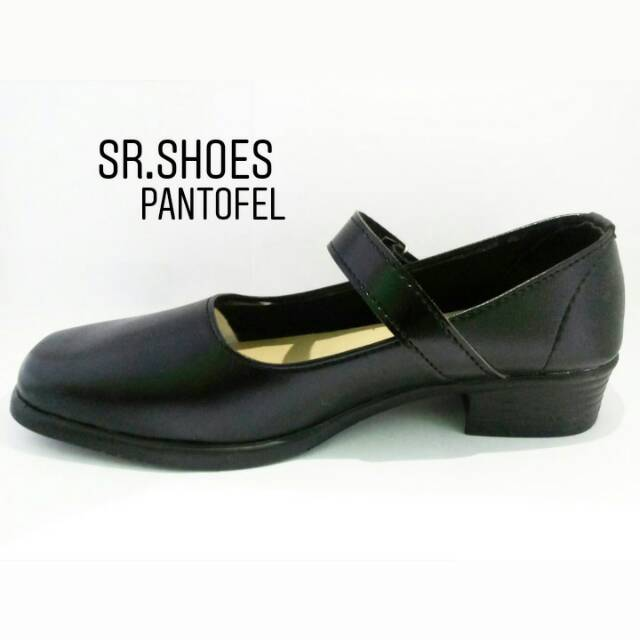 150rb Dapet 5 Size Seri Mix Sepatu Pantofel Paskibra Hitam Shopee Indonesia