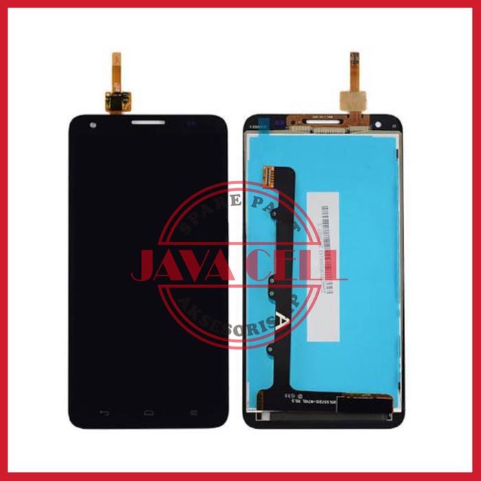 komponen hp mantull.. Lcd + Touchscreen Huawei G750 (Honor 3x Limited