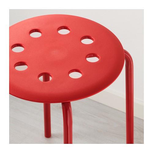 harga S871] IKEA Marius Stool - Kursi Meja Makan Rumah Minimalis - Bangku Bakso Tamu Kafe Restoran Shopee.co.id