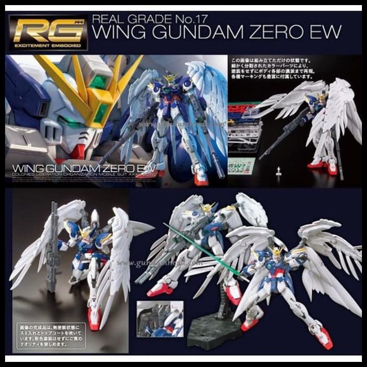 15+ Wing Gundam Zero Ew Rg Wallpaper Download