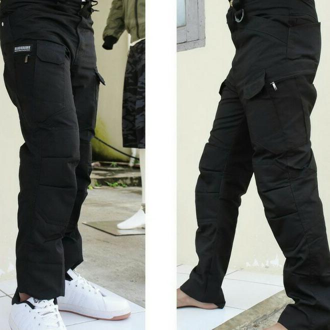 e858f8c0fe1 TERBARU / [ PROMO ] TACTICAL PANTS BLACKHAWK