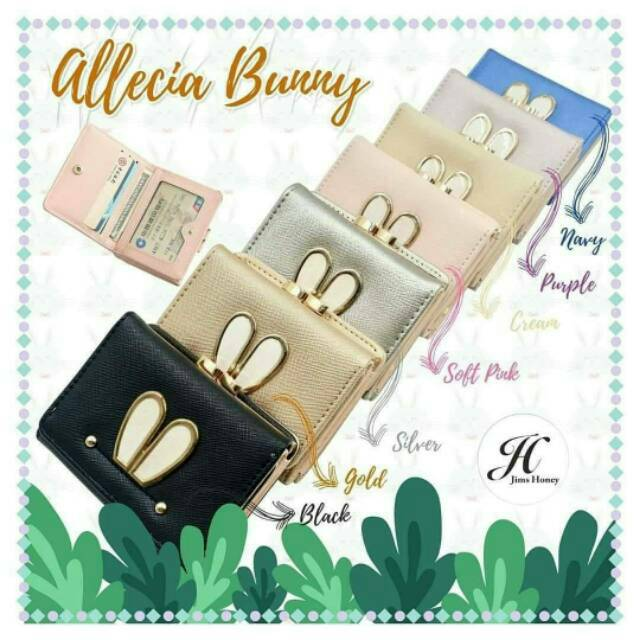 Darly Wallet Jims Honey Dompet wanita import murah dompet hp jims Dompet Panjang Eksklusif | Shopee Indonesia