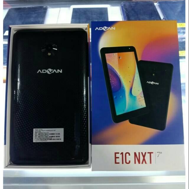 Tab Advan E1C NXT New Dual Speaker Garansi Resmi RAM 1GB ROM 8GB