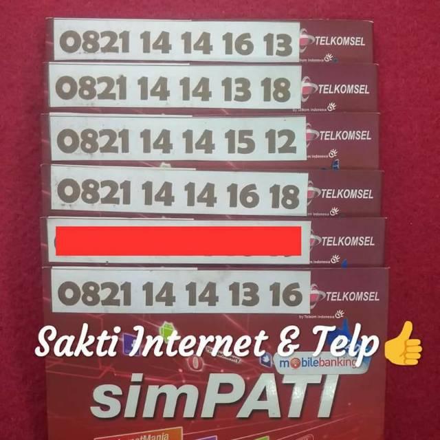 Dapatkan Harga undefined Diskon | Shopee Indonesia -. Source · Kartu Perdana Nomor Cantik Telkomsel