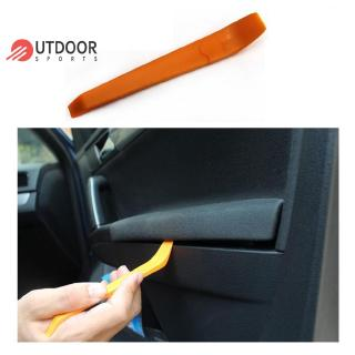 UK 12 pcs Plastic Car Radio Door Clip Panel Trim Dash Audio Removal Pry Tool Kit