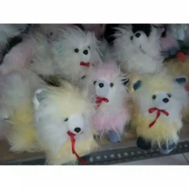 Boneka kucing anggora