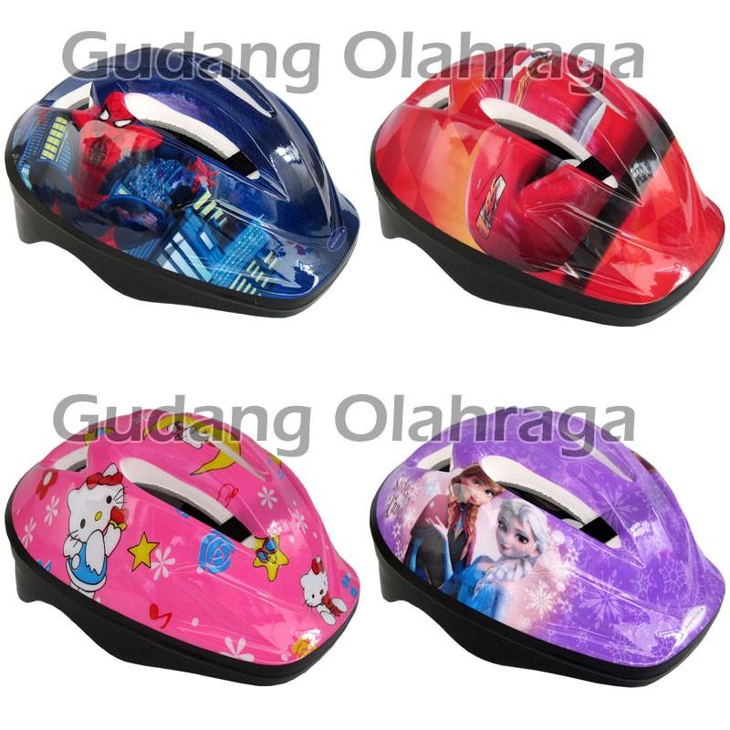Dapatkan Harga helm karakter anak Sepeda Diskon  32867f72eb