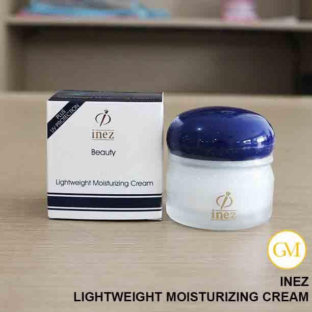 Inez Beauty Lightweight Moisturizing Cream Shopee Indonesia