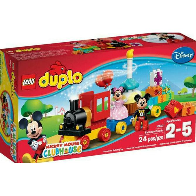Lego Duplo Thomas And Friends Train Set Building Blocks 8902 Isi 49