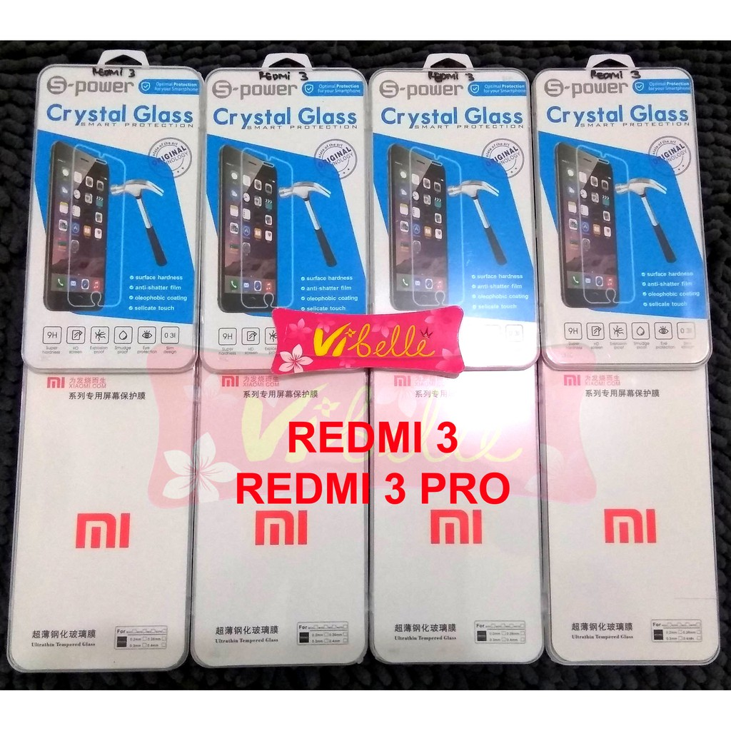 Tempered Glass Kaca For Semua Merk Android Ada xiaomi samsung oppo asus iphone dll | Shopee Indonesia