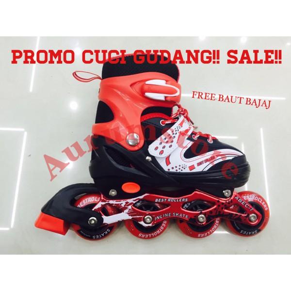Sepatu roda inline skate SOL power Size S M L  13224c75a4