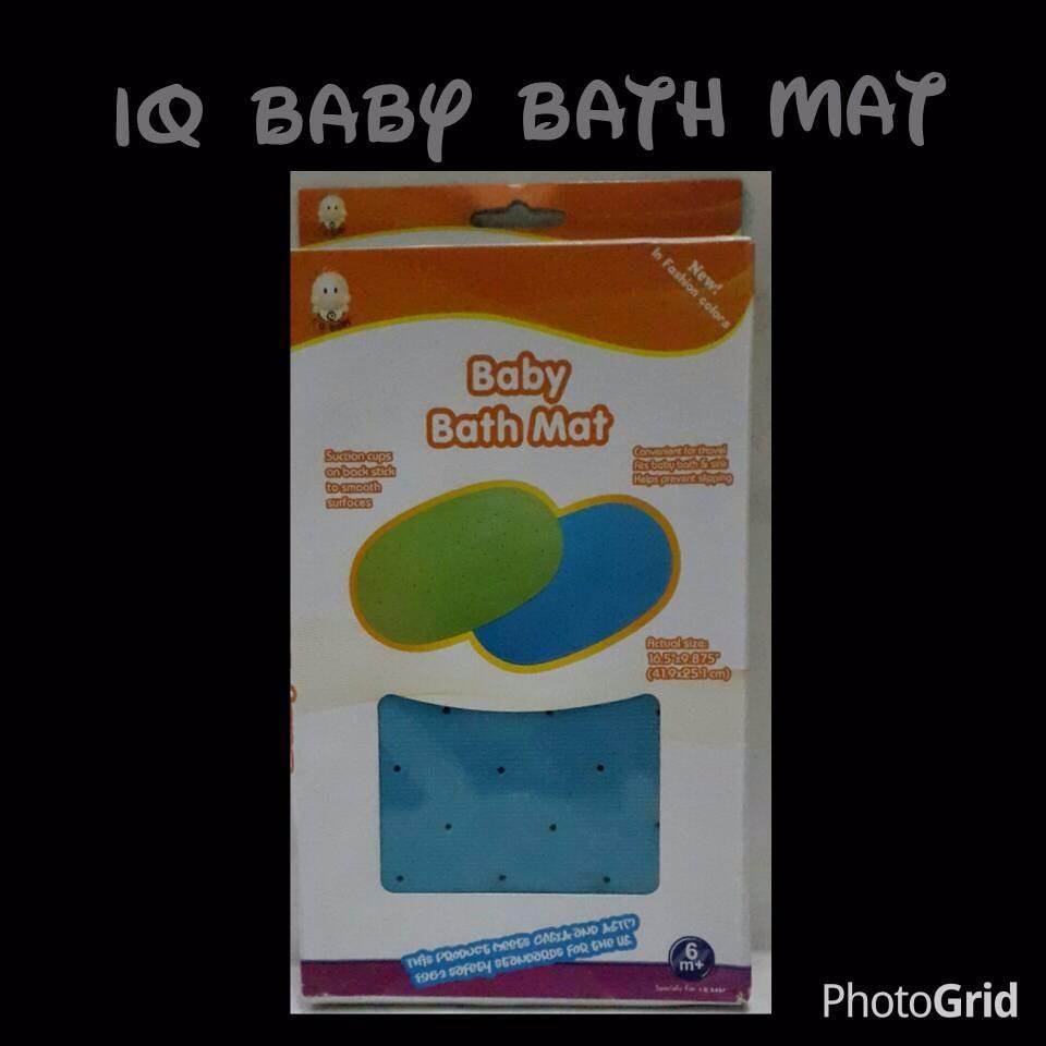IQ Baby Bath Mat   Shopee Indonesia -. Source · Hijau Source Iq Baby Alas Karpet Anti Slip Bak Mandi Bayi Bathmat Biru.