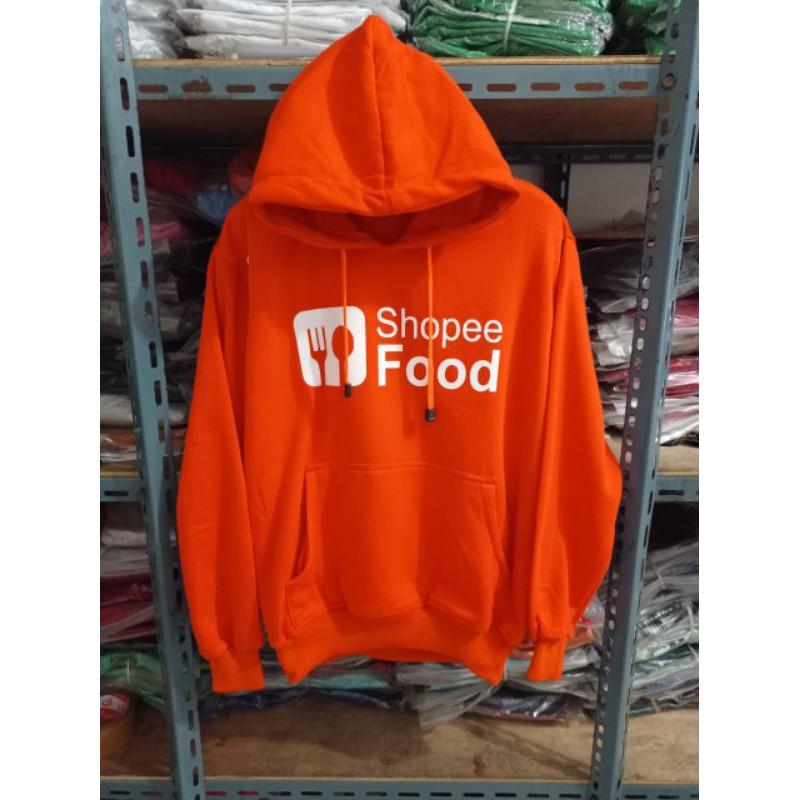 jaket hoodie sophe food