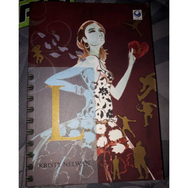 Ebook Novel L Kristy Nelwan