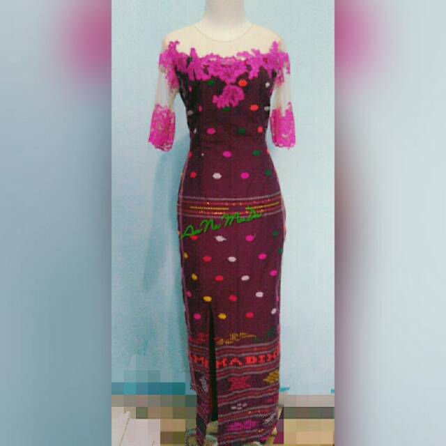 Pre Order Dress Ulos