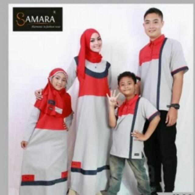 AMALI AMALIAH Couple keluarga sarimbit seragam muslim baju koko gamis ibu ayah & anak murah branded. | Shopee Indonesia
