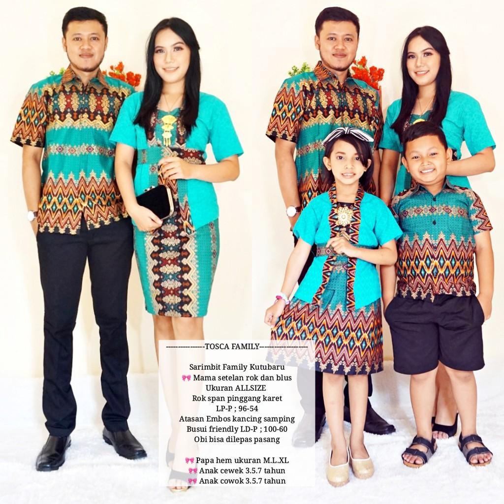 54 Desain Baju Batik Gaun Wanita | Desaprojek