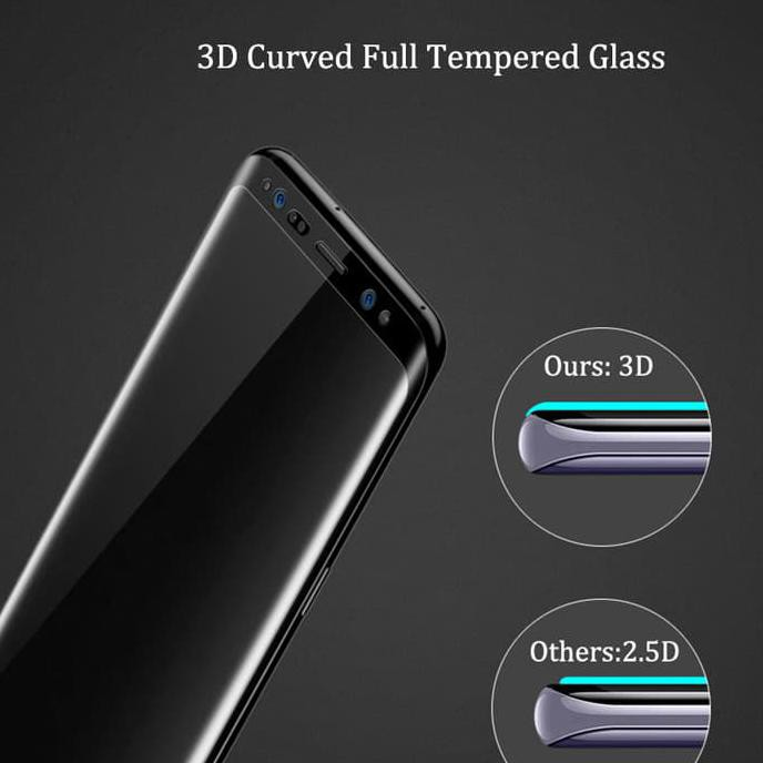 Nillkin Amazing 3D Cp Tempered Glass For Iphone 7 Plus Red | Shopee Indonesia