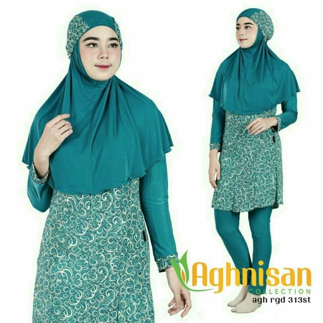 Baju renang muslim dewasa aghnisan collection