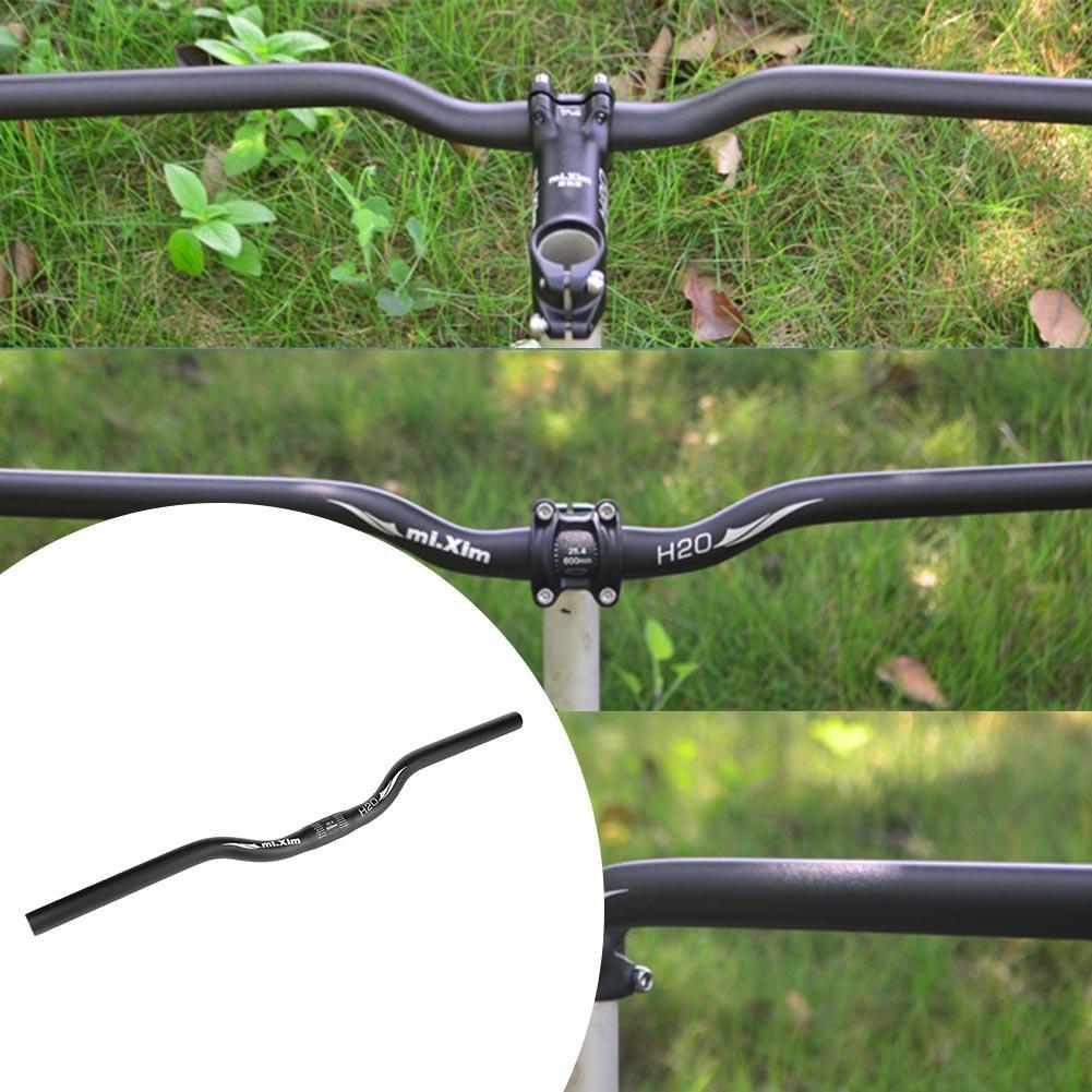 E☆B WAKE 31.8 x 620MM Aluminum Alloy Cycling MTB Mountain Bike Bicycle Handlebar Riser | Shopee Indonesia