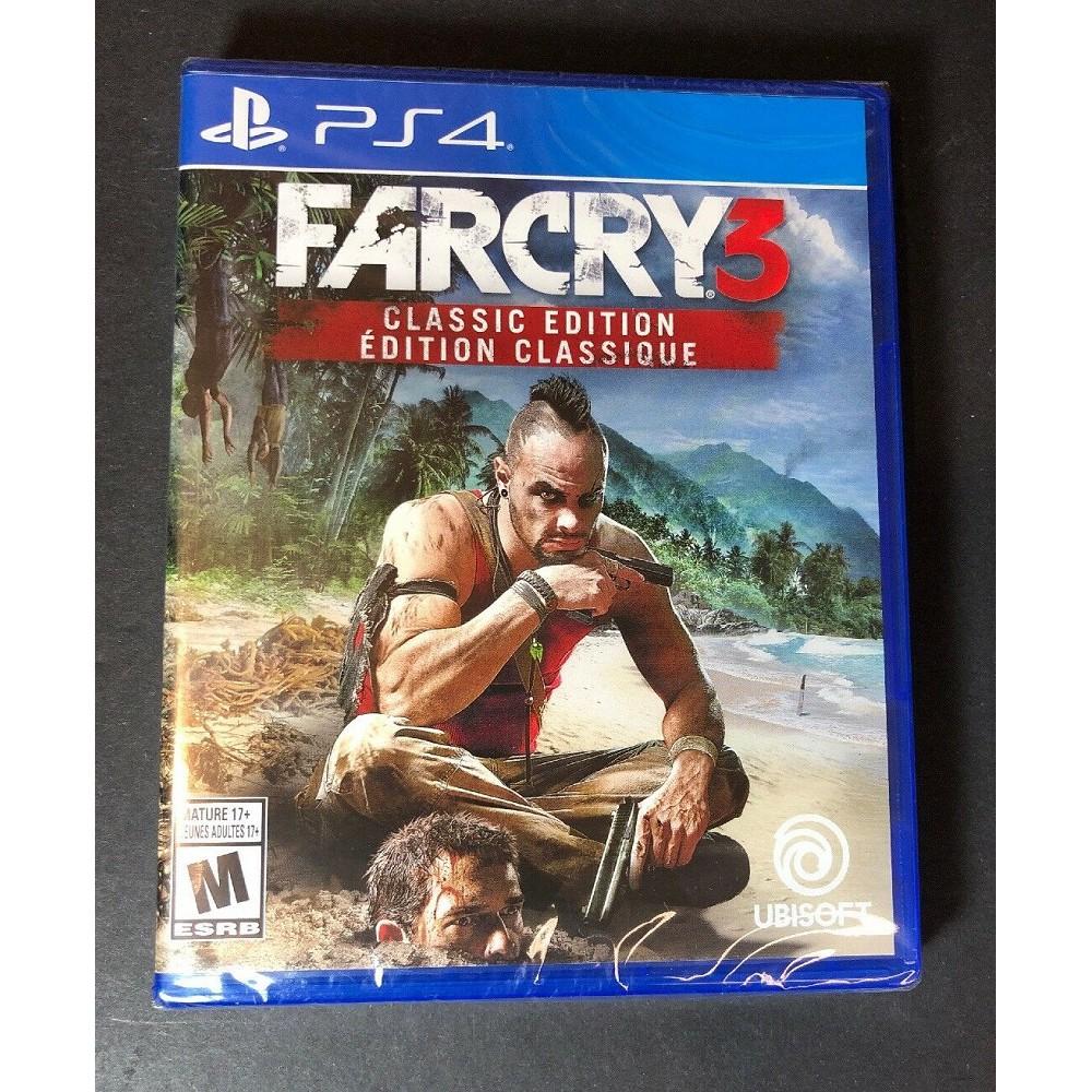 Far Cry 3 Classic Edition Ps4 Shopee Indonesia