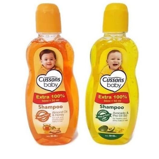 Cussons Baby Shampoo extarfill 50ml-1