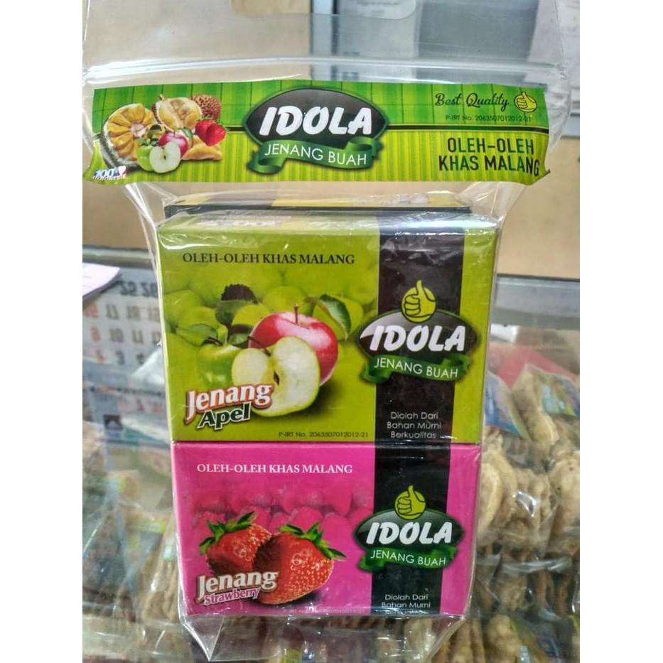 Keripik Buah Salak 100 Gram Shopee Indonesia Fruchips Apel